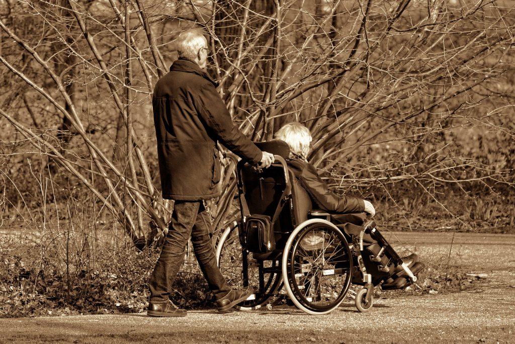 Pflegeförderung Bayern